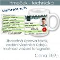 Hrneček - Technická