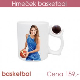 Hrneček basketbal